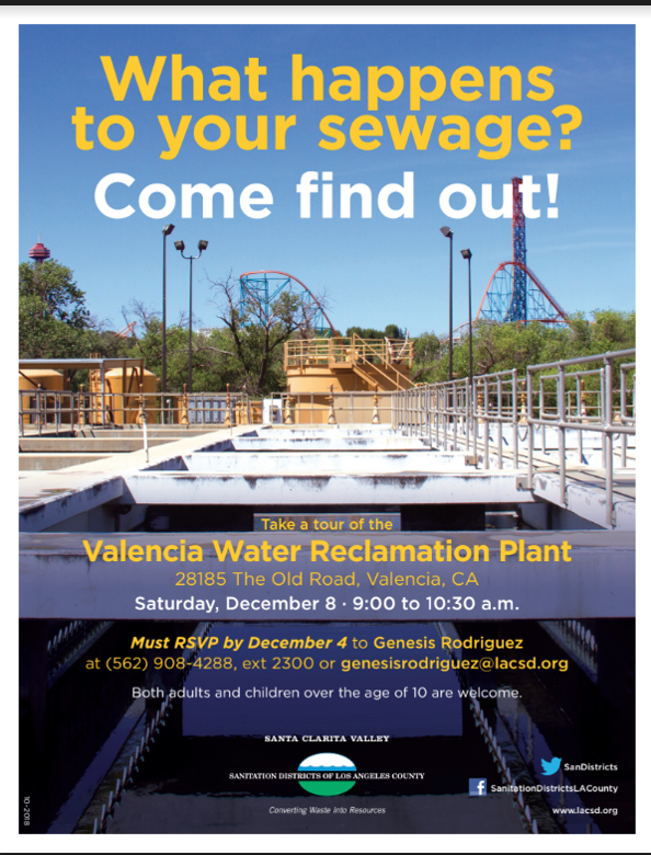 Water Reclamation Tour