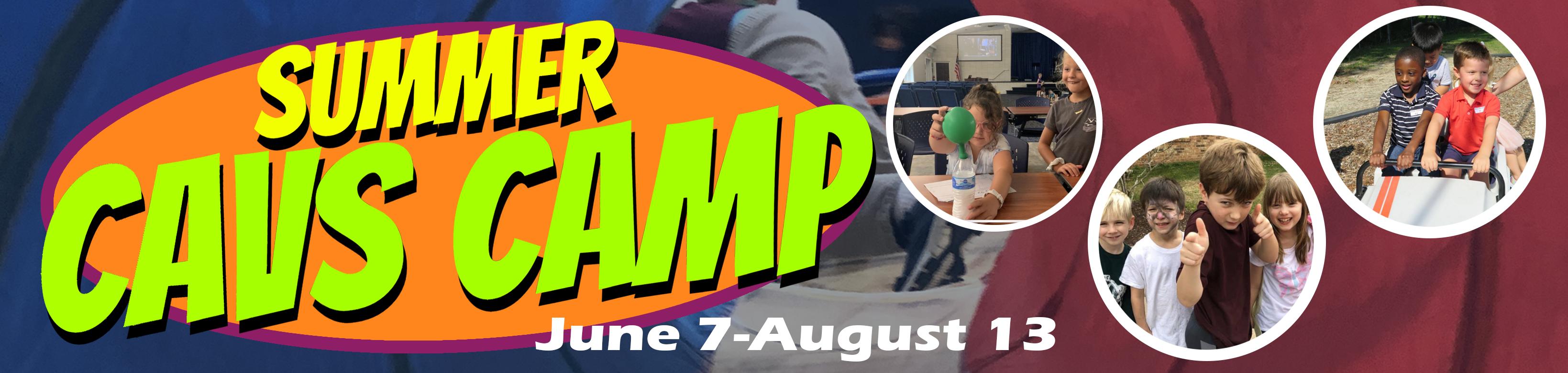 Summer Cavs Camp 2021