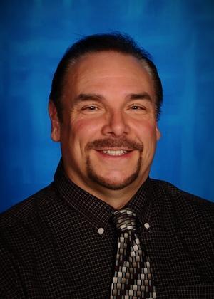 Mr. Frandsen school picture