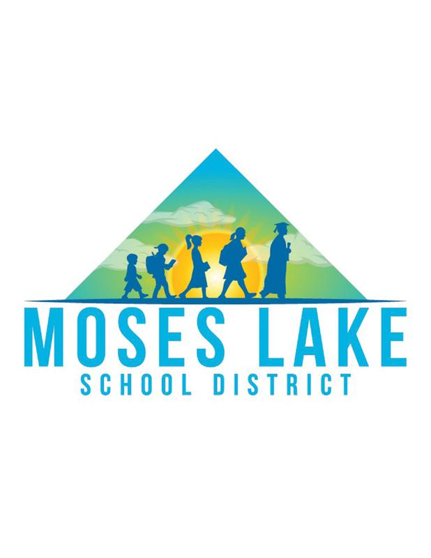 Moses Lake School District Logo