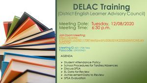 delac training
