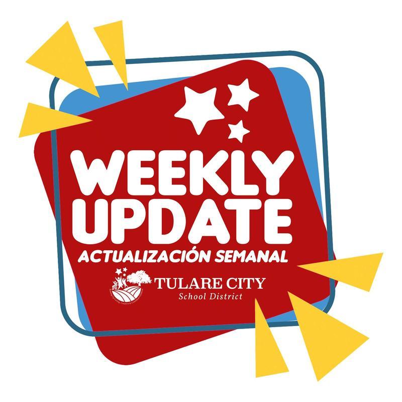 Weekly Update Logo