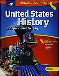 8th Grade Social Science Textbook