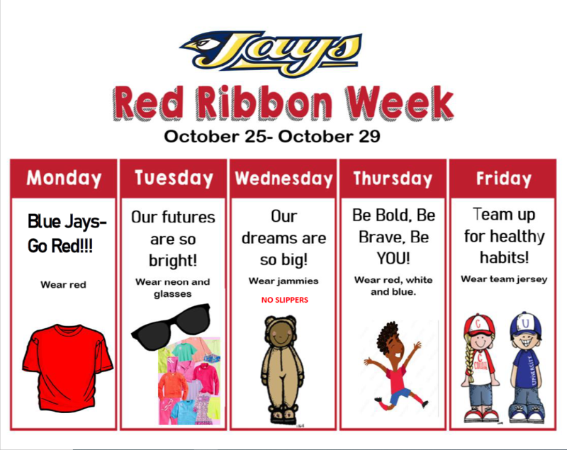 RED RIBBON WEEK! Featured Photo