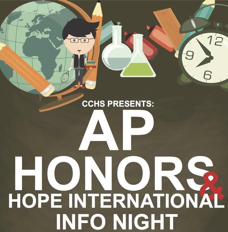 AP/Honors/HIU Info Night Featured Photo