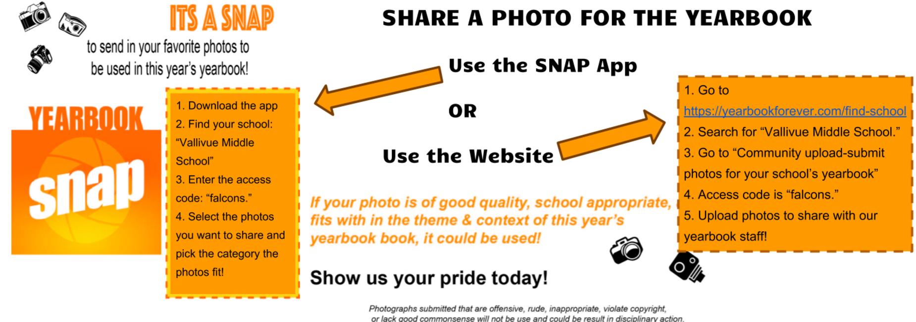 Yearbook Photo Share