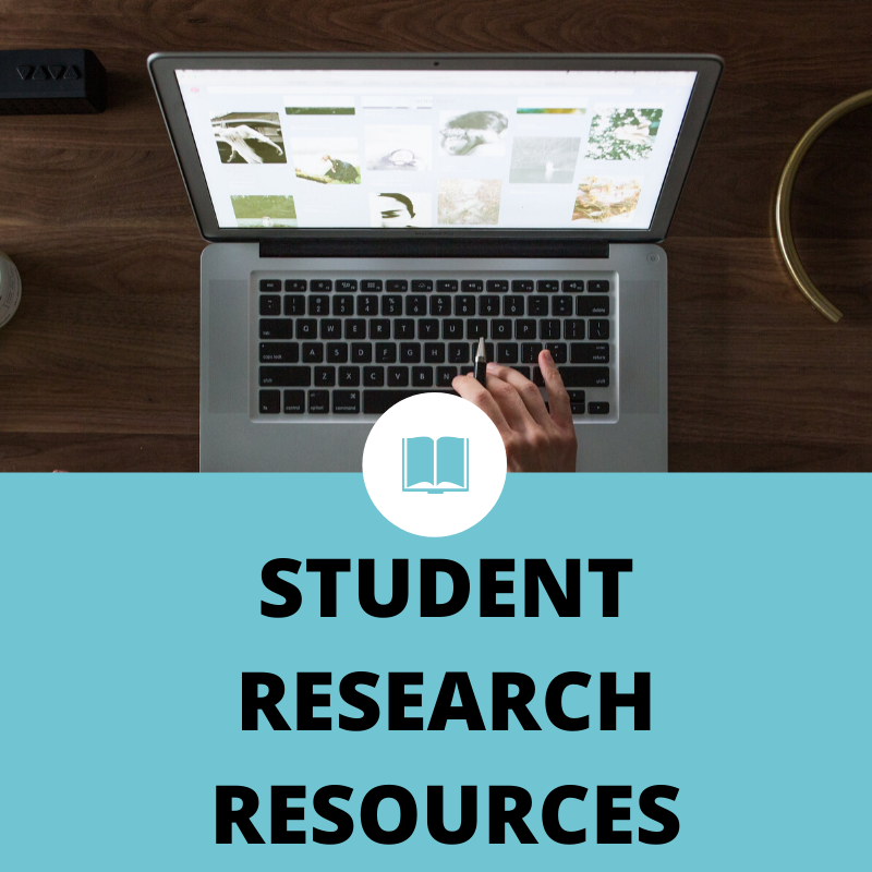 DWJH Student Research Resources