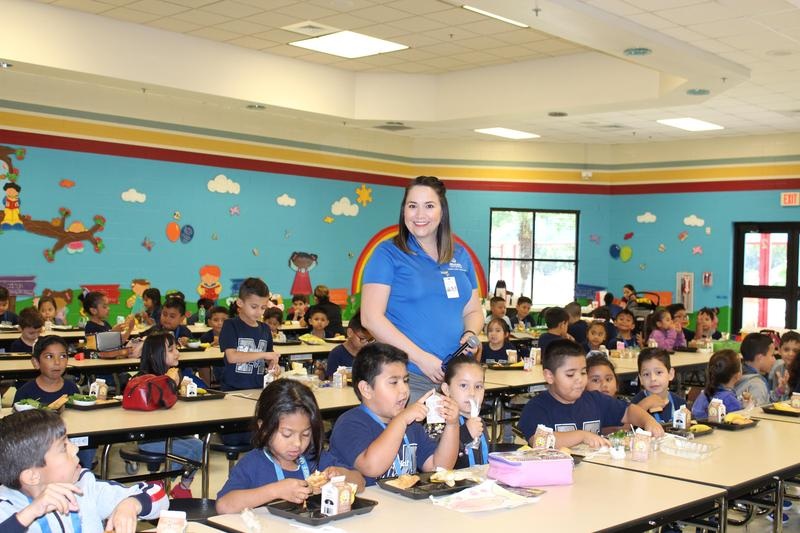 Welcome Tanya Lopez, Principal for a Day! Featured Photo