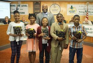 St. John the Baptist Parish Students of the Year