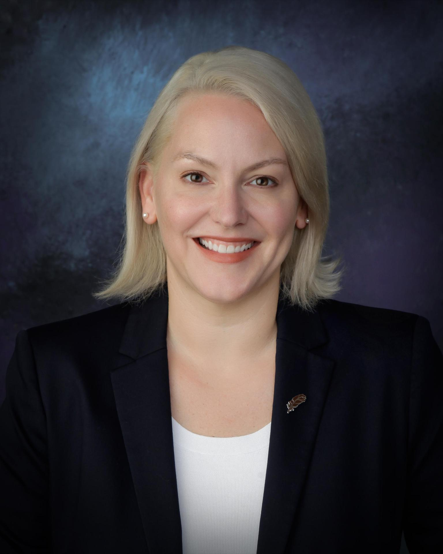 Angie Dillman, AHS Principal