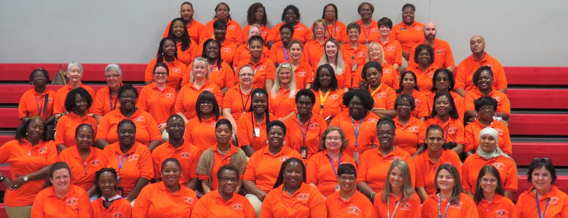 Hardeeville Elementary Staff photos
