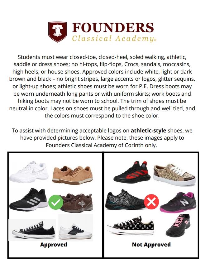 Shoe Update