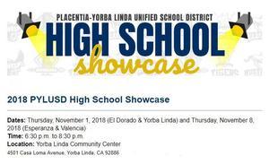 HS Showcase
