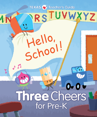 Three Cheers for Pre-k