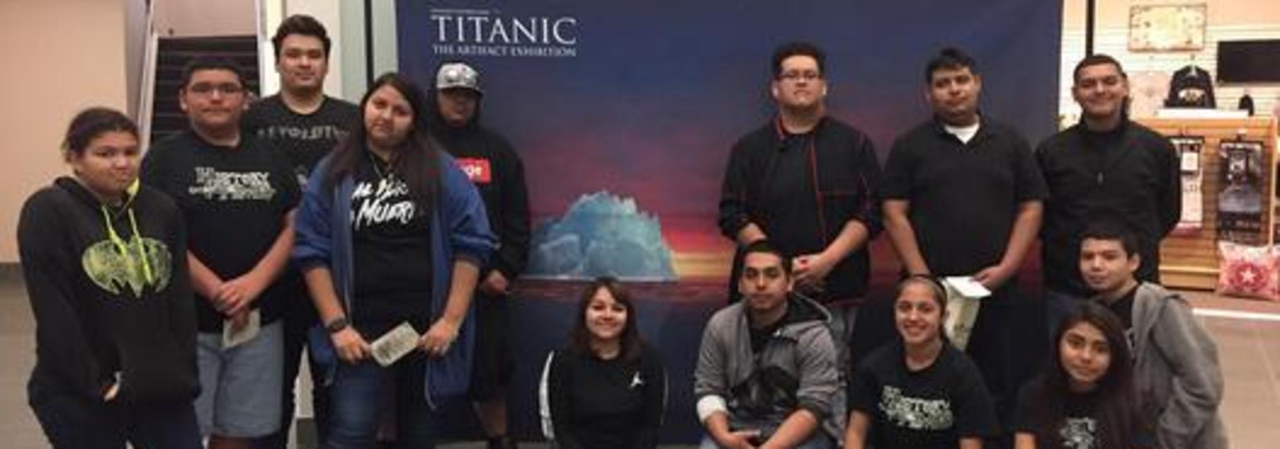 History Club - Titanic