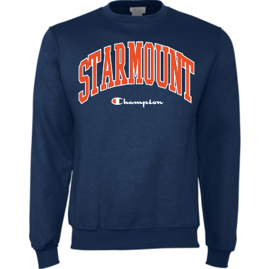 Champion Brand Starmount Apparel- Boys Basketball Fundraiser. Thumbnail Image