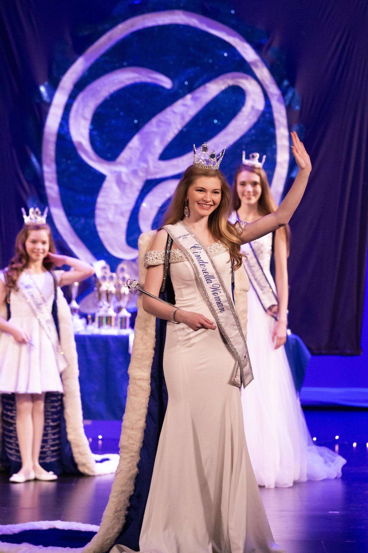 Sweetheart Cinderella East Valley Regional Winners 2019