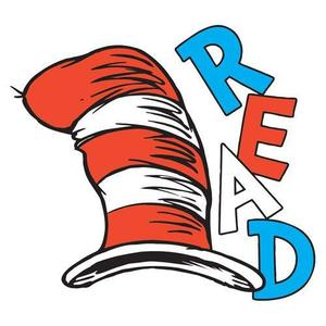 Clip Art to promote Dr. Seuss Week at BBES