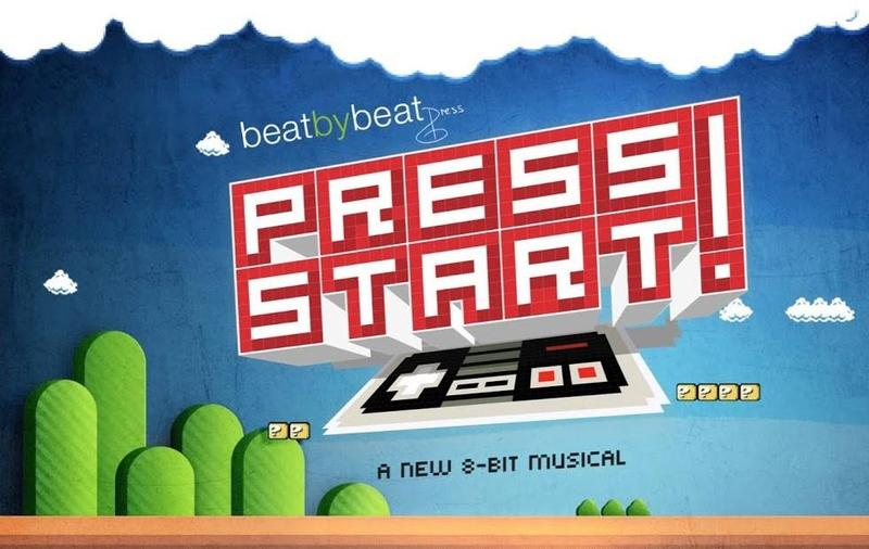 Press Start! Production Information Thumbnail Image