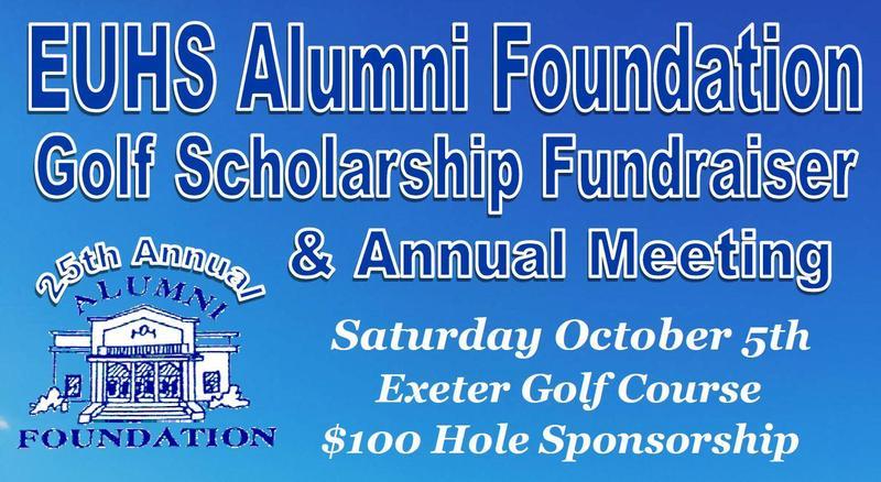 EUHS Alumni Foundation Golf Scholarship Fundraiser Featured Photo