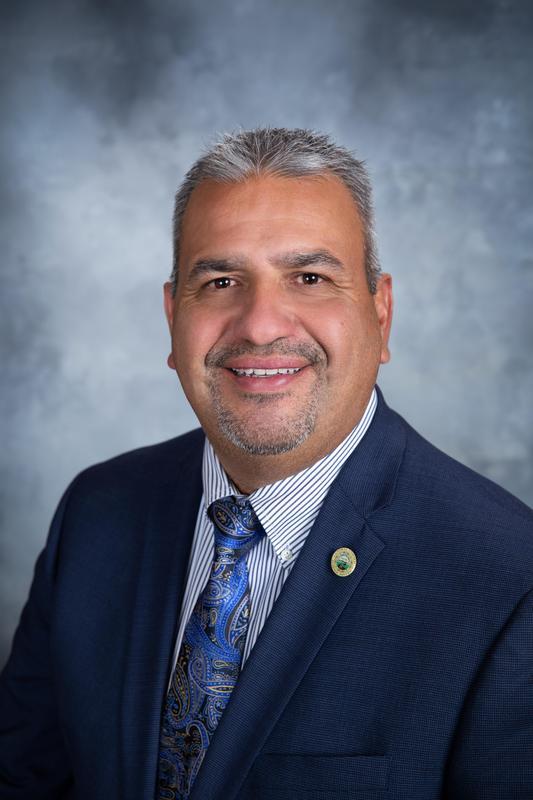 Superintendent Alvarado