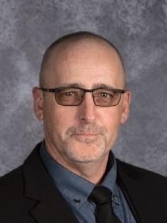 Hermiston High School Principal Tom Spoo