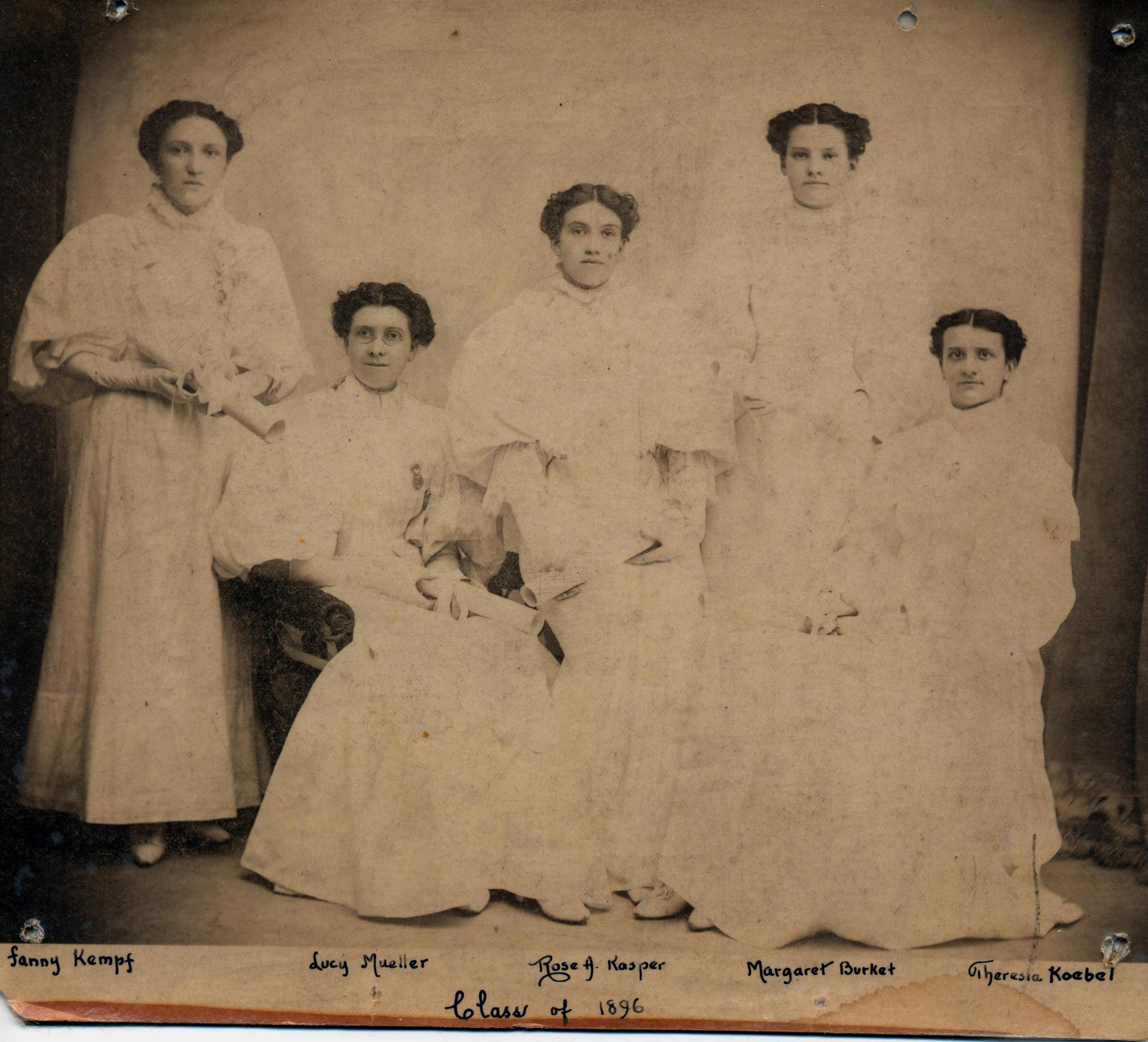Class of 1896
