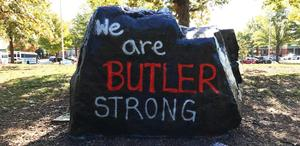 Butler strong rock