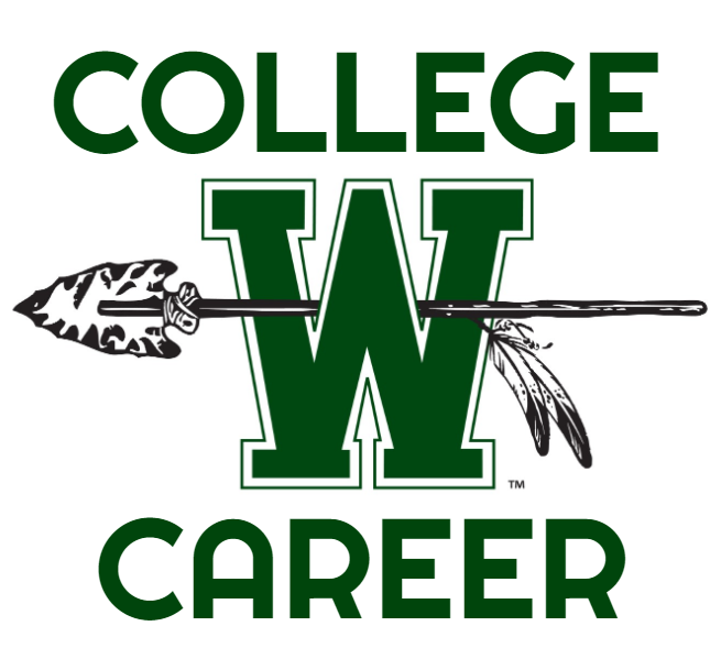 WHS college & career logo