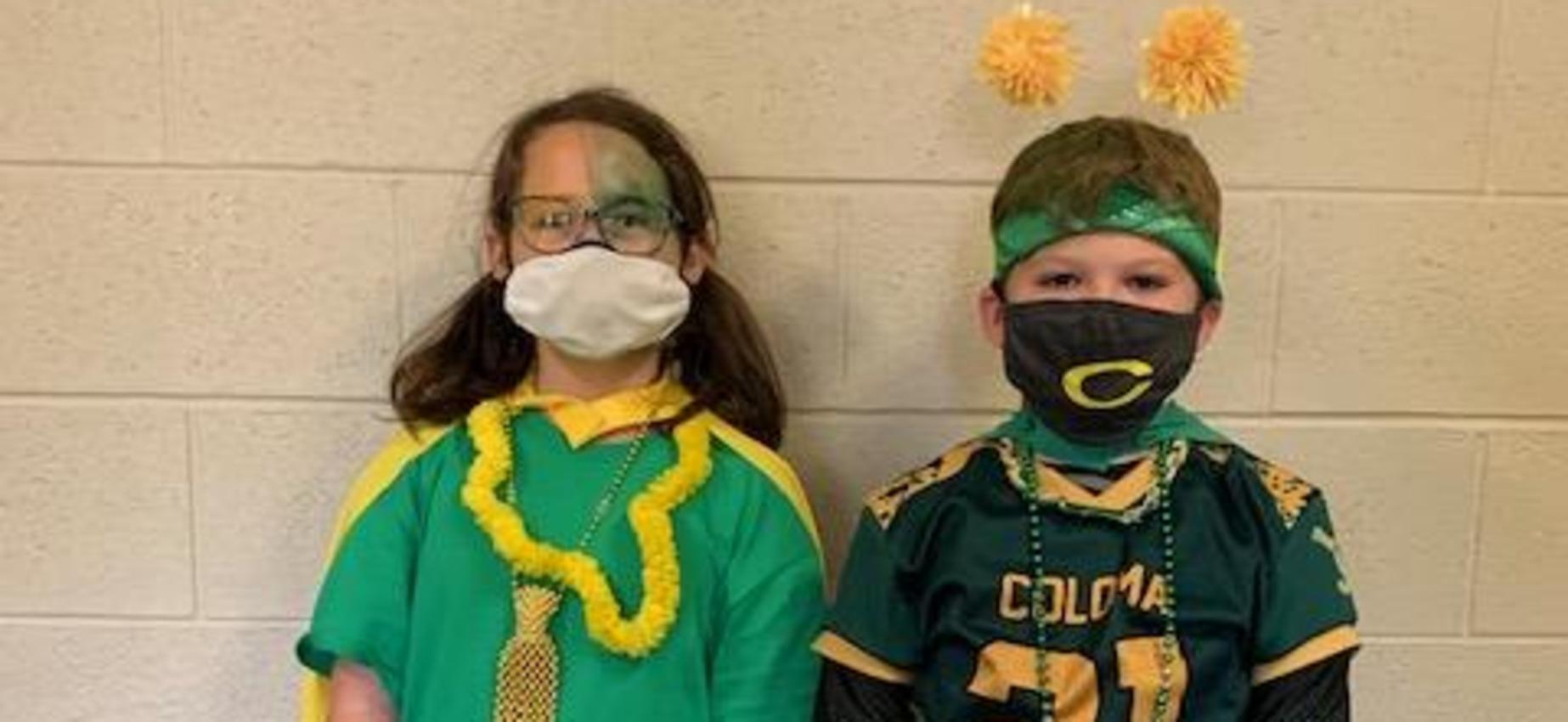 6th Grade Spirit Winners