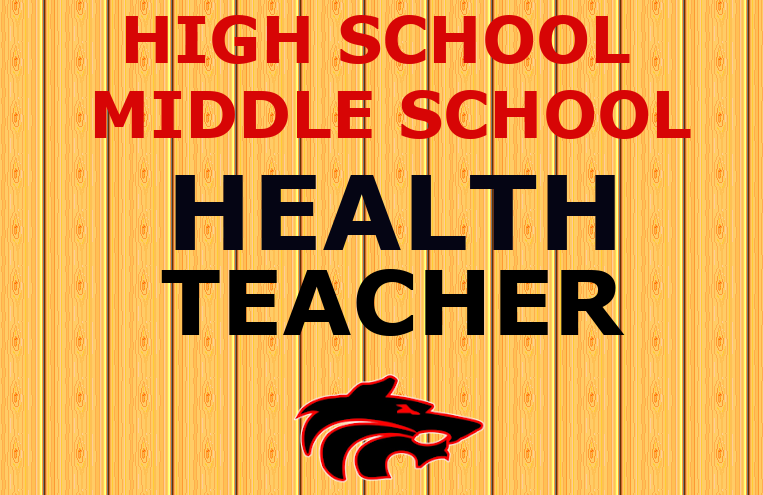 HS MS HEALTH TEACHER