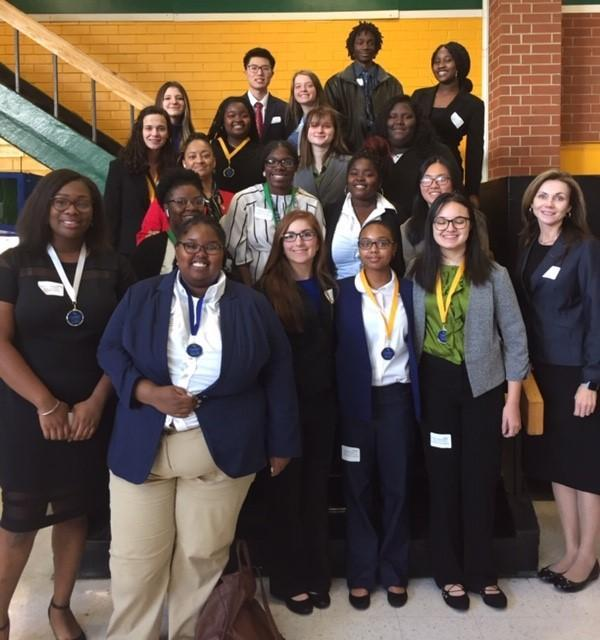 CHS FBLA members compete in District III Leadership Conference Featured Photo