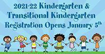 Kinder registration starting Jan/05/2021 *** Inscripciones para el Kinder inician el 5 de enero 2021. Thumbnail Image
