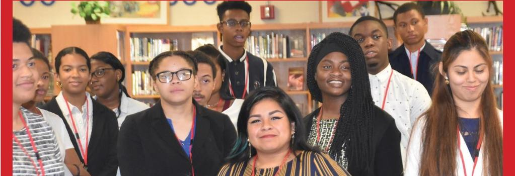 Mayor's Youth Employment North Meck Students