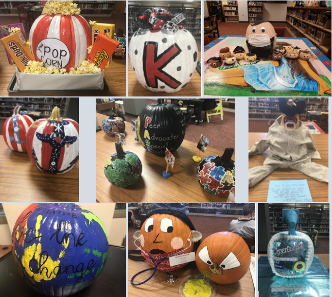 First Annual Pumpkin Decorating Contest Featured Photo