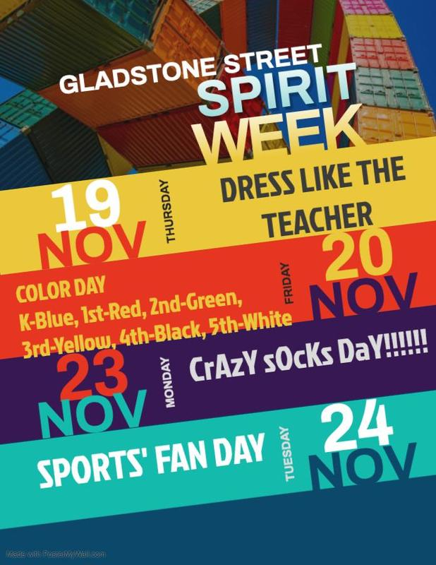 SPIRIT WEEK AT GLADSTONE Featured Photo