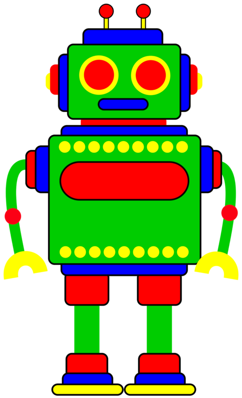 Picture of a robot.