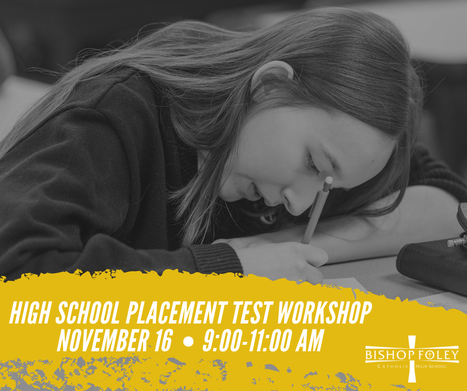 High School Placement Test & Workshop - Miscellaneous