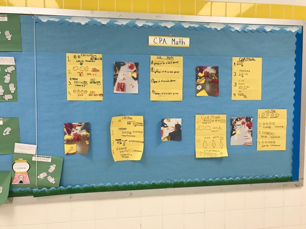 cpa math activity display