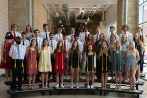 CHS Top 5 percent graduates