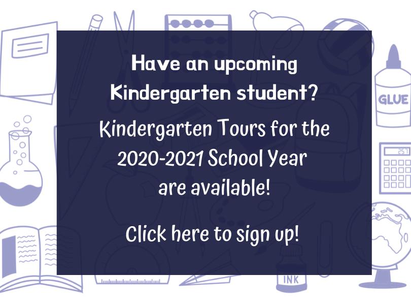 Kindergarten Tours