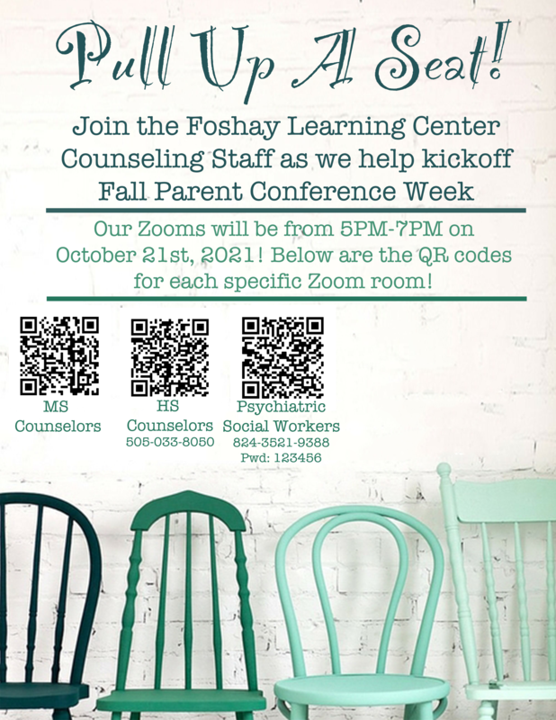 Parent Conference Night-Thursday, October 21, 2021 Featured Photo