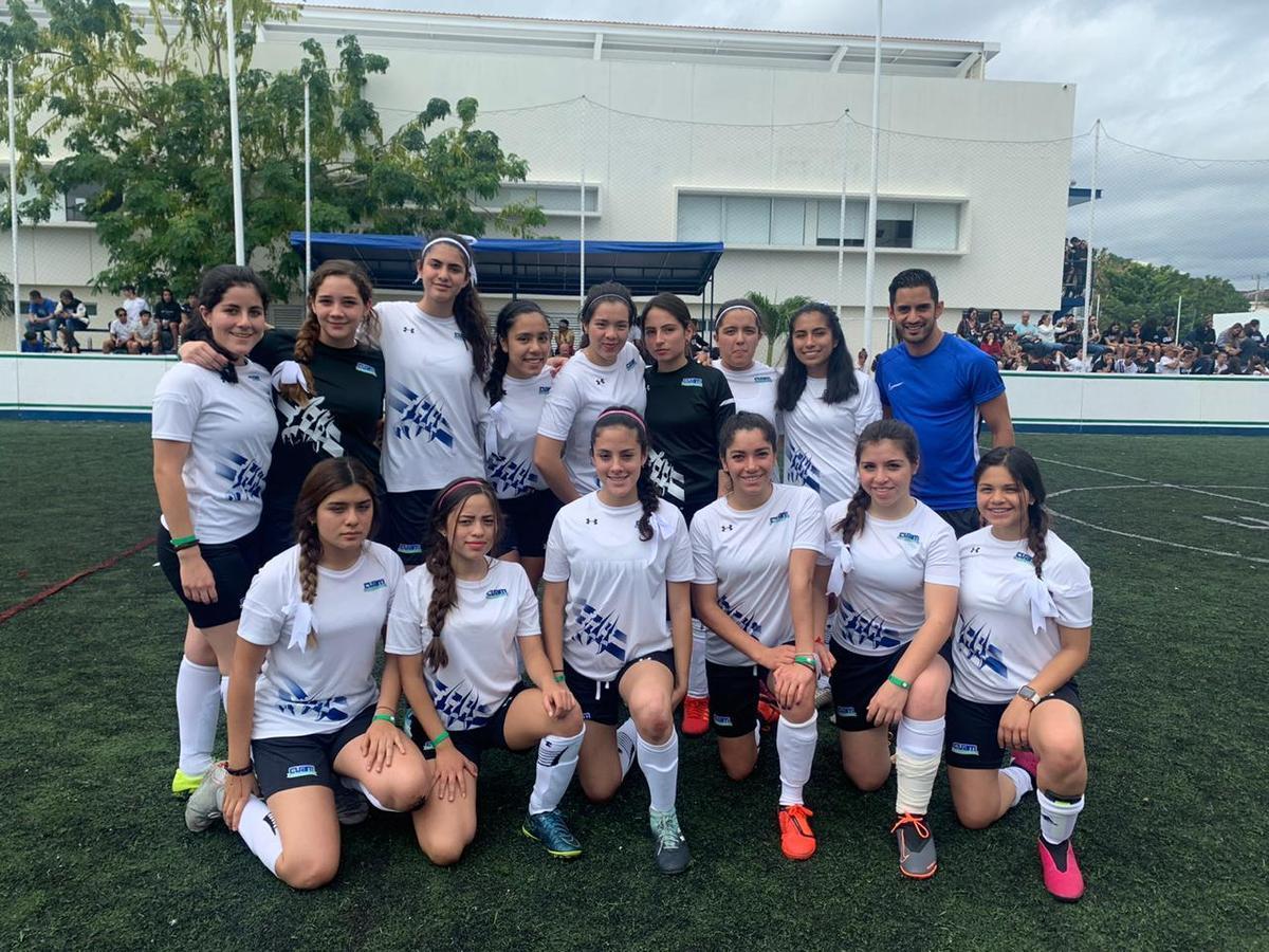 Intercuam de Futbol Cancún 2020