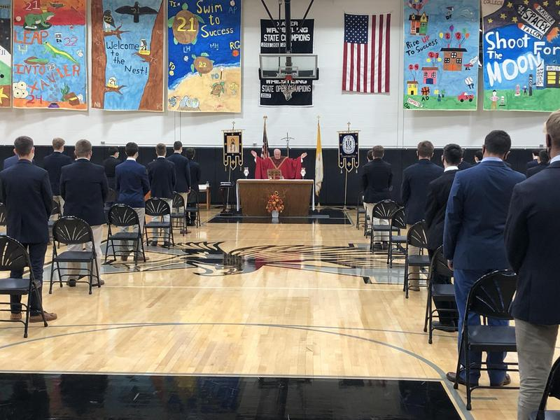 Opening Of School Mass 2020