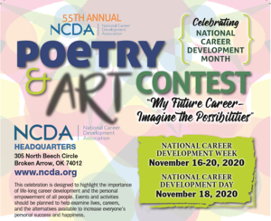 HES Student Wins 1st Place in the National Career Development Association's Poetry and Art Contest! Featured Photo