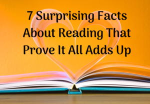 7 surprising facts about reading.