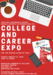 LCSD College and Career Expo Flyer
