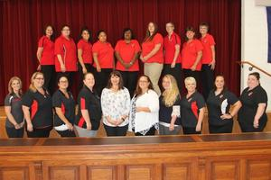 Photo of COCISD Child Nutrition Department