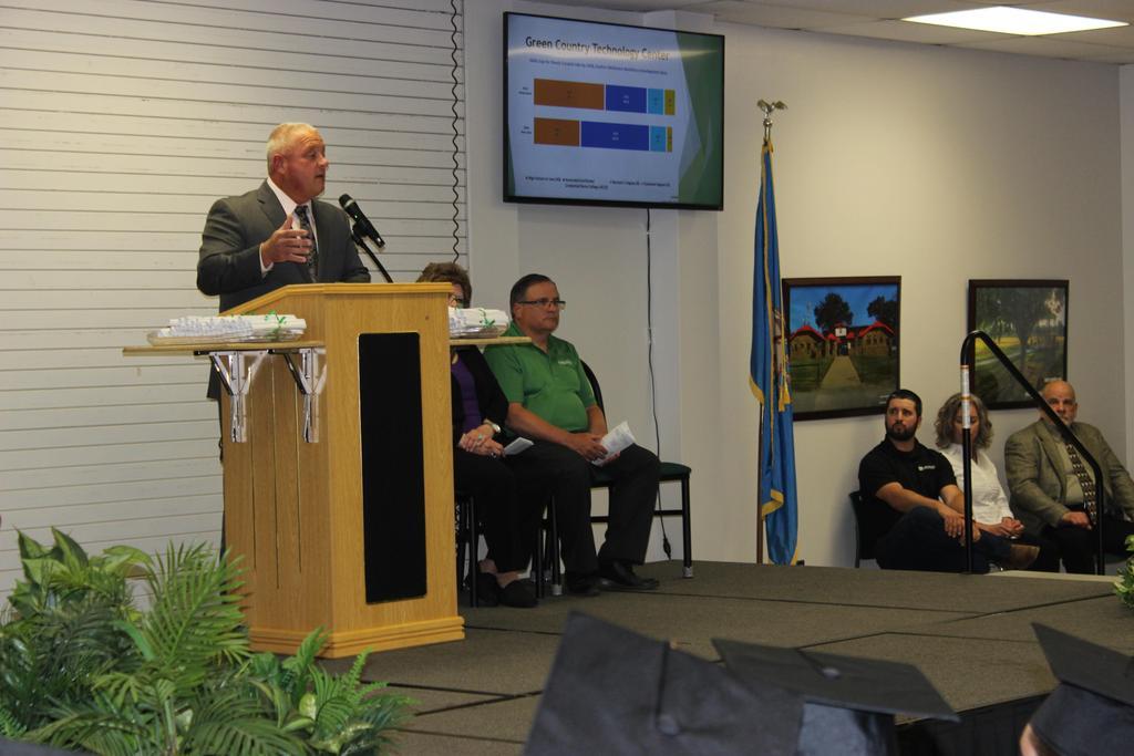 Superintendent speaks