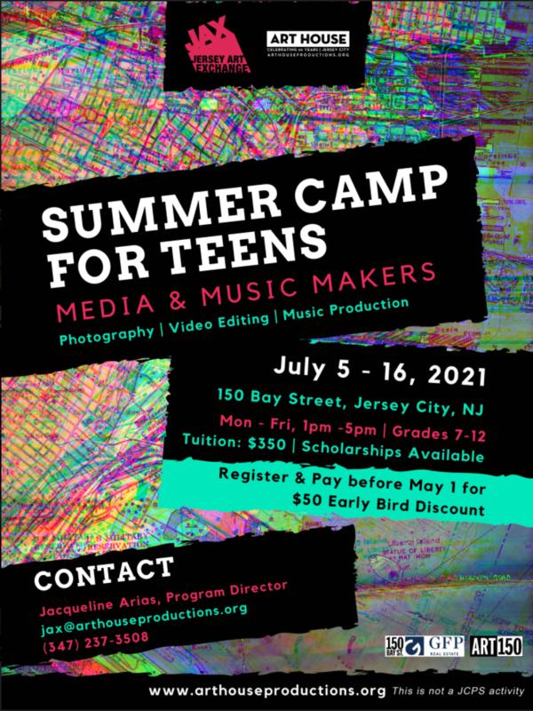 JAX Media & Music Makers Summer Camp